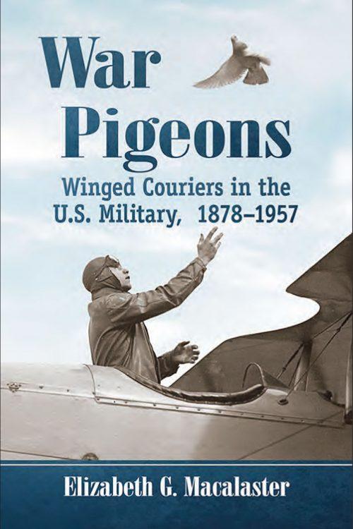 War Pigeons Cover